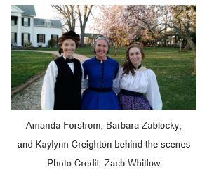 Amanda Forstrom (Sophie)_Barbara Zablocky (Vivian)_Kaylynn Creighton (Violet)_taken by Zack Whitlow