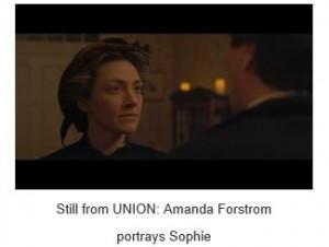Union film still_Sophie_played by Amanda Forstrom
